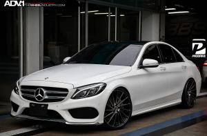 Mercedes-Benz C-Class by ProDrive on ADV.1 Wheels (ADV15RMV2SL) 2015 года