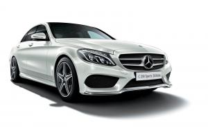 2015 Mercedes-Benz C200 Sport Edition
