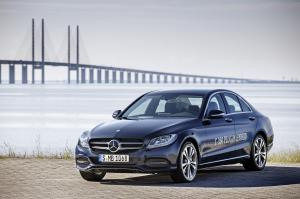 Mercedes-Benz C350 Plug-In Hybrid 2015 года