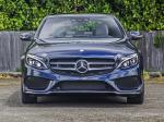 Mercedes-Benz C400 4Matic AMG Line 2015 года (US)