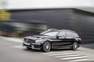 2015 Mercedes-Benz C450 AMG Sport Estate