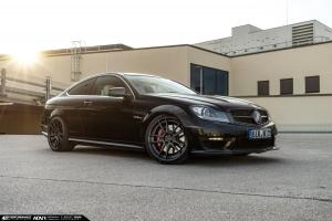 Mercedes-Benz C63 AMG by ATT-Tec on ADV.1 Wheels (ADV5.2MV2CS) 2015 года