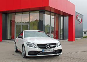 Mercedes-Benz C63 AMG by DTE-Systems 2015 года
