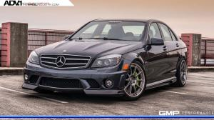 2015 Mercedes-Benz C63 AMG by GMP Performance on ADV.1 Wheels (ADV10TS)