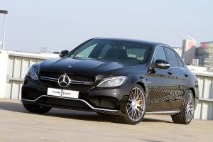 2015 Mercedes-Benz C63 S AMG by Posaidon
