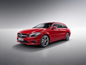 2015 Mercedes-Benz CLA-Class Shooting Brake