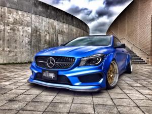 2015 Mercedes-Benz CLA-Class by Liberty Walk