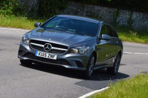 2015 Mercedes-Benz CLA200 CDI Urban Shooting Brake