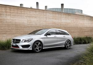 2015 Mercedes-Benz CLA250 Sport 4Matic Shooting Brake