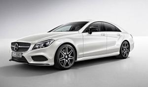 Mercedes-Benz CLS-Class Night Package 2015 года
