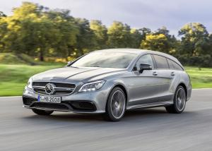 2015 Mercedes-Benz CLS63 AMG S-Model Shooting Brake