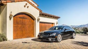 2015 Mercedes-Benz CLS63 AMG by TAG Motorsports on ADV.1 Wheels (ADV10.0 Track Function SL)