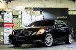 Mercedes-Benz E250 on ADV.1 Wheels (ADV15 MV2) 2015 года