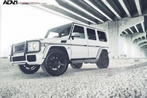 Mercedes-Benz G55 AMG on ADV.1 Wheels (ADV6MV2) 2015 года