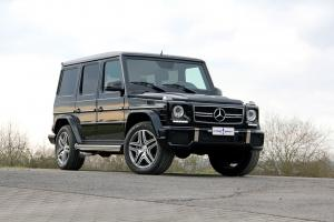 2015 Mercedes-Benz G63 AMG by Posaidon