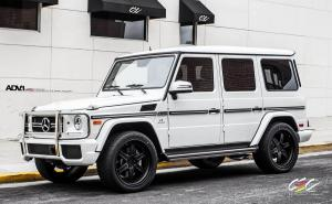 2015 Mercedes-Benz G63 AMG by Tunerworks on ADV.1 Wheels (ADV6TFSL)