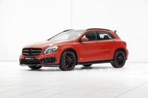 Mercedes-Benz GLA220 CDI by Brabus 2015 года