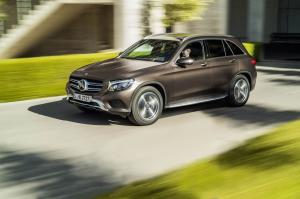 2015 Mercedes-Benz GLC250 d 4Matic