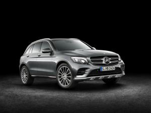 2015 Mercedes-Benz GLC350 e 4Matic