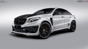 2015 Mercedes-Benz GLE Coupe CLR G 800 by Lumma Design