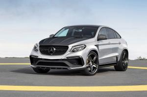 Mercedes-Benz GLE Coupe Inferno by TopCar 2015 года