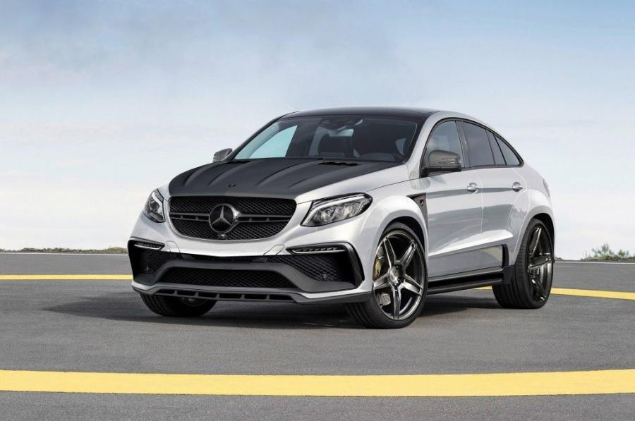 Mercedes-Benz GLE Coupe Inferno by TopCar
