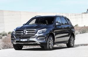 Mercedes-Benz GLE250 d 4Matic 2015 года