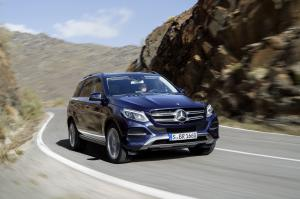 2015 Mercedes-Benz GLE250d 4Matic
