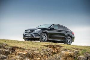 2015 Mercedes-Benz GLE350 d 4Matic Coupe AMG Line