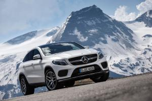 Mercedes-Benz GLE350 d 4Matic Coupe AMG Line 2015 года