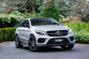 2015 Mercedes-Benz GLE450 AMG 4Matic Coupe