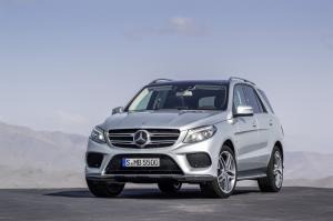 2015 Mercedes-Benz GLE500e 4Matic AMG Line