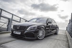 Mercedes-Benz S-Class by Prior-Design 2015 года