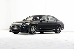 2015 Mercedes-Benz S500 Plug-in Hybrid by Brabus