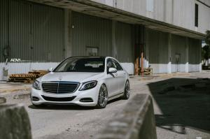 2015 Mercedes-Benz S550 on ADV.1 Wheels (ADV15TSCS)