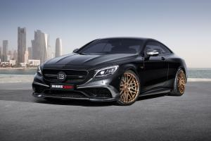 2015 Mercedes-Benz S63 AMG Coupe 850 Biturbo by Brabus