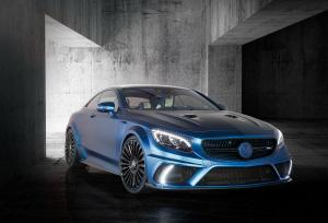 2015 Mercedes-Benz S63 AMG Coupe Diamond Edition by Mansory