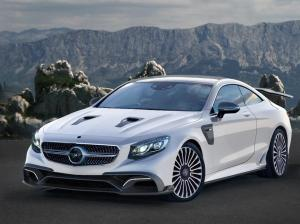 2015 Mercedes-Benz S63 AMG Coupe by Mansory
