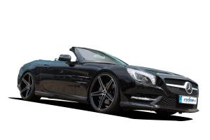 Mercedes-Benz SL-Class by Oxigin 2015 года