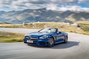 2015 Mercedes-Benz SL500