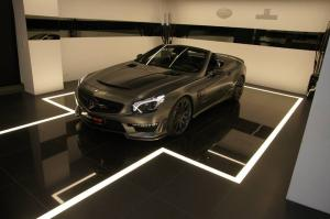 2015 Mercedes-Benz SL800 by Brabus