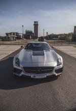 Mercedes-Benz SLS AMG PD900GT by Prior Design 2015 года