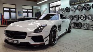 2015 Mercedes-Benz SLS AMG Roadster PD900GT by Prior Design