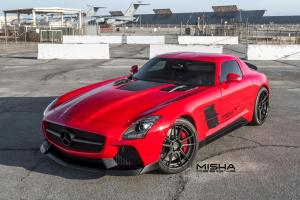 2015 Mercedes-Benz SLS AMG by Misha Designs