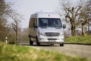 2015 Mercedes-Benz Sprinter Edition Sprinter
