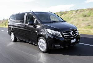 Mercedes-Benz V250 BlueTec Lang 2015 года