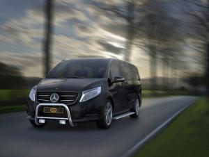 2015 Mercedes-Benz V250 BlueTec by Cobra Technology