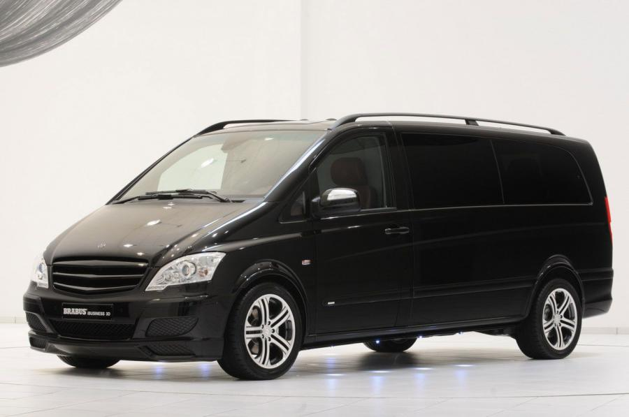 2015 Mercedes-Benz Viano iBusiness by Brabus