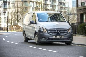 Mercedes-Benz Vito Panel Van 2015 года (UK)