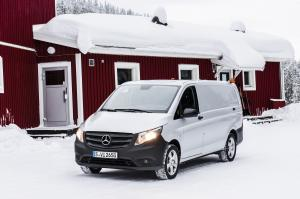 Mercedes-Benz Vito Panel Van 4x4 2015 года